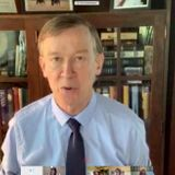 John Hickenlooper fined $2,750 for ethics violations as Colorado governor