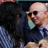 Jeff Bezos is finding he can spend money on things other than space travel