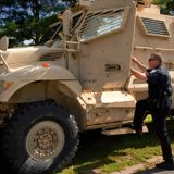 Eliminating this federal program would play a major part in demilitarizing the police