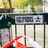 Study: People who hoard toilet paper are just looking for a symbol of safety