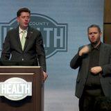 Mayor Holt addresses new rise of COVID-19 in Oklahoma City, stresses precautions