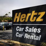 Hertz says it expects stockholders to lose all their money in filing for selling more stock
