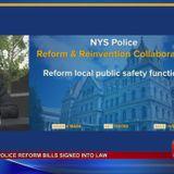 Governor Cuomo signs three more police reform bills