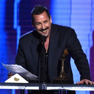 Watch Adam Sandler's Hilarious, Self-Deprecating Independent Spirit Awards Acceptance Speech