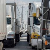 Truckers say they won't deliver to cities that defund police, poll suggests