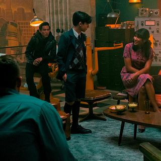 'The Umbrella Academy' goes back to the 1960s in season 2 first look photos