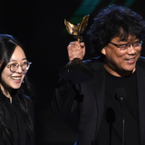 Bong Joon Ho's Translator Was Oscar Season's MVP, Now She's Writing Her Own Film About Oscar Season