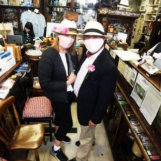 James Joyce fans celebrate Bloomsday around the world