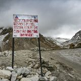 Global warming is bringing more avalanches to the Himalayas