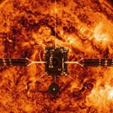 European Solar Orbiter blasts off
