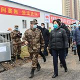 Xi insists China will definitely win fight against coronavirus outbreak; death toll at 908