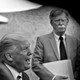 John Bolton Plumbs the Depth of Trump's Depravity