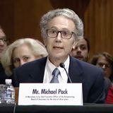 Federal media chief Michael Pack installs Trump loyalists to leadership posts, memo says