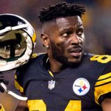 Antonio Brown apologizes to Steelers for distractions