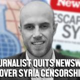 Newsweek reporter quits after editors block coverage of OPCW Syria scandal