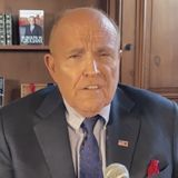 'More police officers are shot and killed by blacks than police officers kill African-Americans,' claims former New York Mayor Giuliani