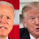 Biden's lead grows to 12 points in Fox News poll, which Trump blasts as 'phony'