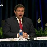 'Dramatic decline' in average age of Florida coronavirus patients, Gov. Ron DeSantis says