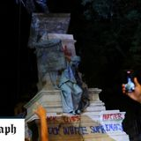 Trump labels toppling of Confederate general statue in Washington a 'disgrace'
