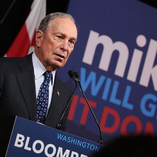Bloomberg in hot water over 'stop-and-frisk' audio clip