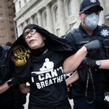 Trump Rally Attendee Wearing 'I Can't Breathe' Shirt Removed And Arrested At Campaign's Request