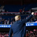 The 'Silent Majority' Didn't Show Up For Trump
