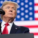 Trump and RNC raised $74 million in May, trailing Biden's haul