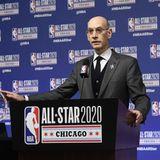 Report: Adam Silver Confident in NBA's Restart Despite Florida's COVID-19 Spike