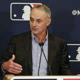 Report: Rob Manfred Offers to Cancel Expanded MLB Playoffs, Universal DH in 2021