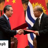 Chinese expansion across Pacific faces key test in Kiribati election with island just 1,300m south of Hawaii