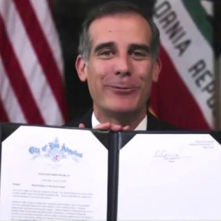 L.A. mayor directs city departments to begin planning affirmative action programs, names city's first chief equity officer