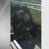 NYPD Cop Suspended Without Pay Over 'Apparent Chokehold' to Detain Man on Queens Beach