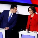 Now comes the hard part for Buttigieg and Klobuchar
