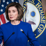Pelosi slams Trump for 'abuse of power' in Roger Stone intervention