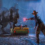 'Jurassic Park' Roars To No. 1 Again At Weekend Box Office, 27 Years After Original Release