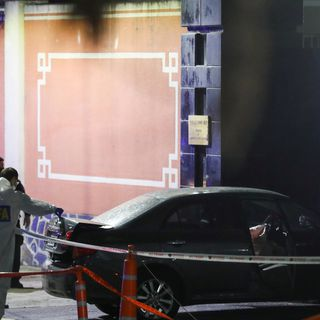 Man RAMS car into Chinese Embassy in Argentina, triggers bomb scare while seeking asylum to tell 'truth about CIA behind Covid-19'