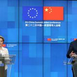 Von der Leyen: Chinese cyberattacks on EU hospitals 'can't be tolerated'