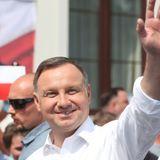 LGBT Organizations Criticize President Trump for Hosting Polish President Andrzej Duda