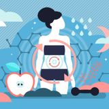 NAD+ supplementation could mitigate age-associated metabolic diseases