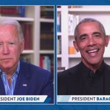 """Obama at Biden fundraiser: """"I am here to say help is on the way"""""""