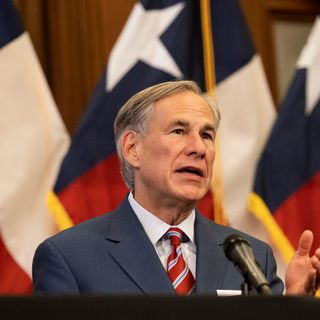 "Texas governor warns coronavirus is spreading at an ""unacceptable rate"""