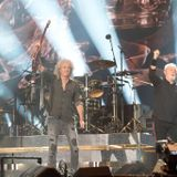 Queen Honored With UK Postage Stamps For Band's 50th Anniversary