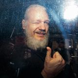 """Julian Assange charged with conspiring with """"Anonymous""""-affiliated hackers"""