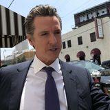Gavin Newsom dismisses fellow Democrat John Chiang's attack in governor's race