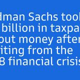 Goldman Sachs releases new font you're not allowed to criticize Goldman Sachs with