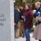 Anti-Semitic message written on Nashville Holocaust Memorial at Gordon Jewish Community Center