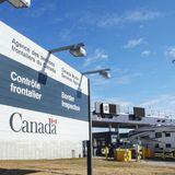 Asylum Seekers Continued Crossing Into Canada Despite Border Closure