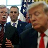 Bolton's book reveals: Trump was America's first anti-Kurdish president