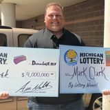 Unbelievable luck! Michigan man wins $4M instant lottery prize … again