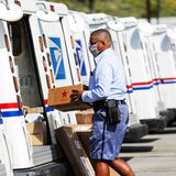 Democrats' infrastructure bill has a special delivery: Electric mail trucks